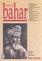 Berfin Bahar Aylık Kültür, Sanat ve Edebiyat Dergisi Sayı : 119