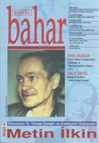 Berfin Bahar Aylık Kültür, Sanat ve Edebiyat Dergisi Sayı : 120