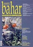 Berfin Bahar Aylık Kültür, Sanat ve Edebiyat Dergisi Sayı : 123