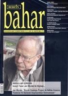 Berfin Bahar Aylık Kültür, Sanat ve Edebiyat Dergisi Sayı : 126