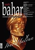 Berfin Bahar Aylık Kültür, Sanat ve Edebiyat Dergisi Sayı : 178
