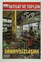 İktisat ve Toplum Dergisi Sayı: 50