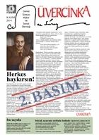 Üvercinka Dergisi Sayı: 1 - Kasım 2014