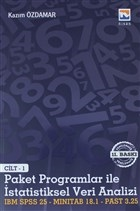 Paket Programlar ile İstatiksel Veri Analizi Cilt 1