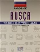 Akademik Rusça Ticari Elit Yazışmalar