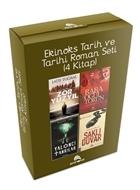 Ekinoks Tarih ve Tarihi Roman Seti (4 Kitap)
