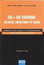50+50 Soruda Bilimsel Araştırma ve Yazma