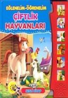 Eğlenelim Öğrenelim - Çiftlik Hayvanları