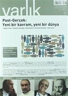 Varlık Aylık Edebiyat ve Kültür Dergisi Sayı: 1316 - Mayıs 2017