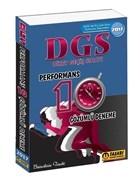 DGS Performans 10 Çözümlü Deneme 2017