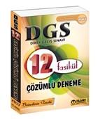 DGS 12 Fasikül Çözümlü Deneme 2017