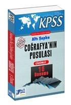KPSS Coğrafyanın Pusulası Çözümlü 15 Deneme Altı Şapka Yayınları 2016