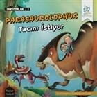 Dinozorlar : Parasaurolophus Tacını İstiyor