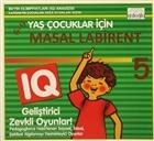 6 - 9 Yaş Çocuklar İçin Zeka Oyunları - Masal Labirent 5