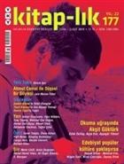 Kitap-lık Sayı: 177 Aylık Edebiyat Dergisi
