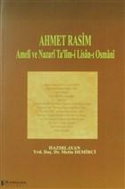 Ahmet Rasim - Ameli ve Nazari Ta'lim-i Lisan-ı Osmani