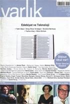 Varlık Aylık Edebiyat ve Kültür Dergisi Sayı: 1226 - Kasım 2009