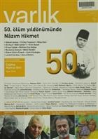 Varlık Aylık Edebiyat ve Kültür Dergisi Sayı: 1269 - Haziran 2013