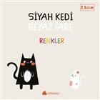 Siyah Kedi Beyaz Kedi - Renkler