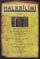 Halkbilimi Araştırmaları 1. Kitap