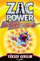 Zac Power Mega Görev 4 - Yüksek Gerilim