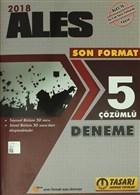 2019 ALES Son Format 5 Fasikül Çözümlü Deneme