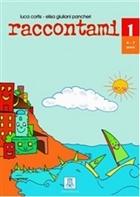 Raccontami 1 Schede Insegnante (Çocuklar için İtalyanca) 4-7 Yaş Kelime Kartları