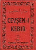 Cevşen-i Kebir - Mini Boy (Dua-92)