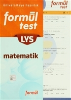 Formül LYS Matematik Test