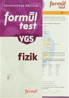 YGS Fizik Formül Test