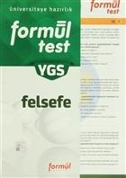 YGS Felsefe Formül Test