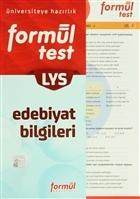 LYS Formül Test Edebiyat Bilgileri