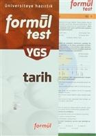 YGS Tarih Formül Test