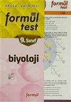 9. Sınıf Biyoloji Formül Yaprak Test