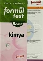 9. Sınıf Kimya Formül Yaprak Test