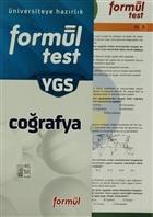 YGS Coğrafya Formül Test