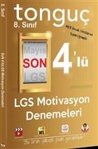 8.Sınıf Son 4'lü LGS Motivasyon Denemeleri