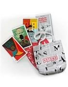 Edebiyatın Ustaları Serisi (4 Kitap Takım) - Çanta Hediyeli