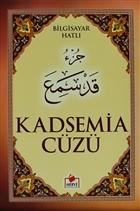 Kadsemia Cüzü (Cüz-003)
