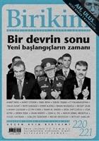 Birikim Aylık Sosyalist Kültür Dergisi Sayı: 220 - 221