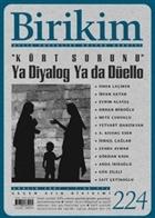 Birikim Aylık Sosyalist Kültür Dergisi Sayı: 224