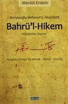 Bahrü'l-Hikem Hikmet Denizi (Feriştahoğlu Mehmed b. Abdüllatif)