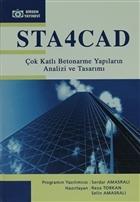 STA4CAD Çok Katlı Betonarme Yapıların Analizi ve Tasarımı