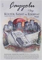 Çayyolu Kültür, Sanat ve Edebiyat Dergisi 1.Sayı Temmuz - Ağustos 2020