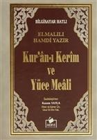Bilgisayar Hatlı Kur'an-ı Kerim ve Yüce Meali (Hafız Boy - Meal-004)
