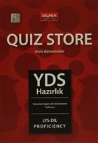 Quiz Store Mini Denemeler YDS Hazırlık