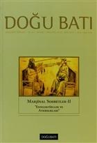 Doğu Batı Düşünce Dergisi Sayı: 66 Marjinal Sohbetler 2