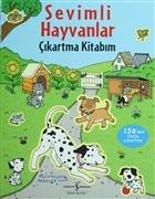 Sevimli Hayvanlar Çıkartma Kitabım