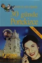 30 Günde Portekizce (kitap + 7 CD)