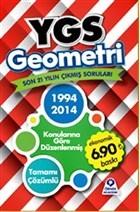 YGS Geometri Son 21 Yılın Çıkmış Soruları 1994 - 2014
